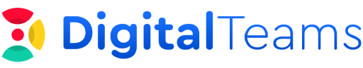 digital team logo